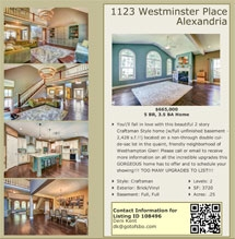 Professional For Sale By Owner Flyer for Flat Fee MLS Listing Clients