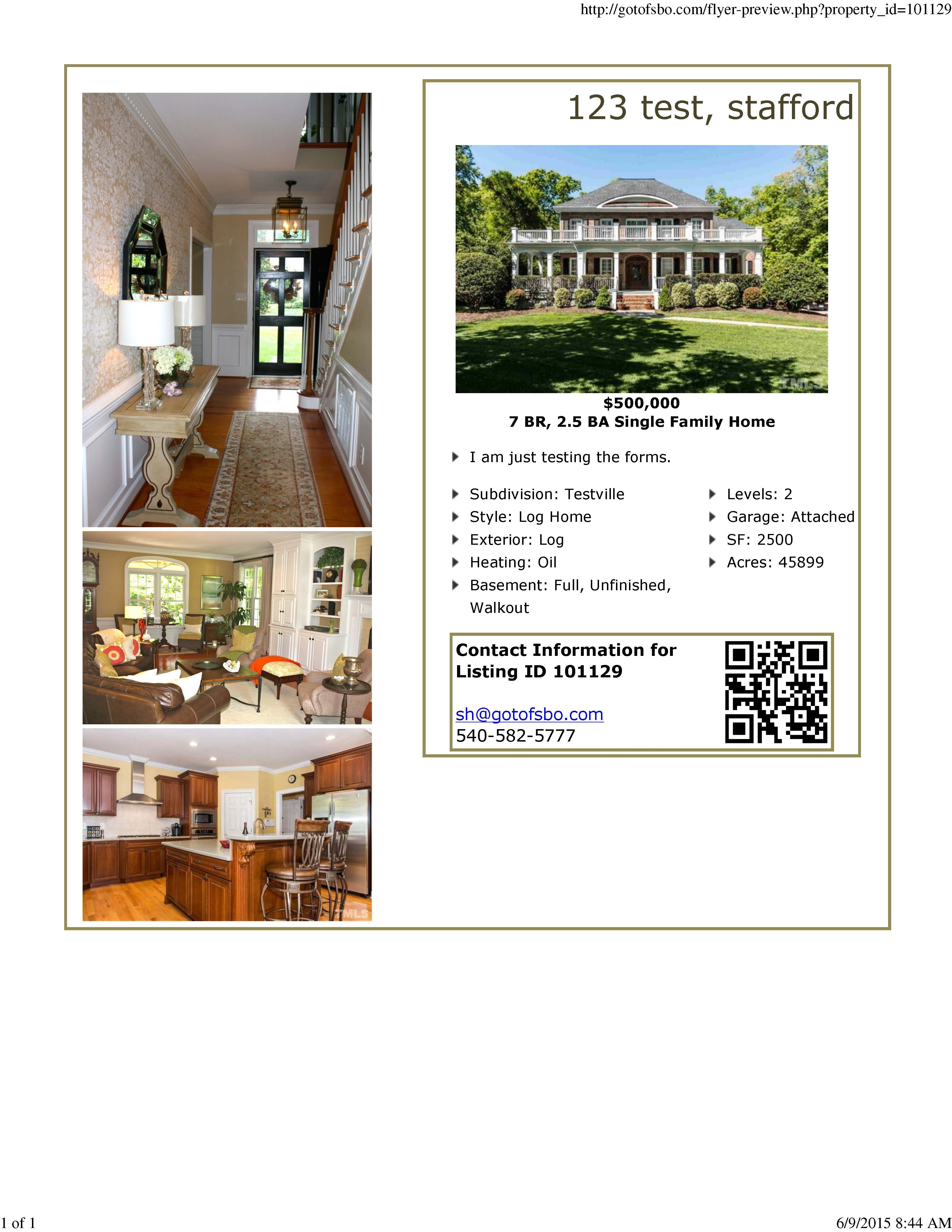 qr code shopping homes for by owner fsbo va flat fee mls listing for fsbo home flyer qr code
