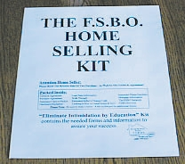 Deluxe FSBO Home Selling Success Kit