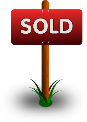 illustration of for sale by owner sign